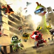 PlayStationVR(PS VR)用ゲーム『THE PLAYROOM VR』 10月13日に無料配信…最大5人まで遊べるVRのパーティ