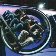 【TGS2017】360度回転する体験型VRアトラクション「GYRO VR」がSANGWHAブースに登場