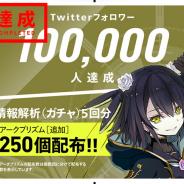 FLEET、『Project NOAH - プロジェクト・ノア -』の公式twitterアカウント・フォロワーが10万人を突破!
