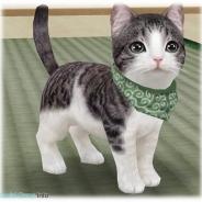 エイジ、『てのひらニャンコ』で公式Twitter「リツイートキャンペーン」を実施 目標数達成で限定衣装「唐草スカーフ」をプレゼント!
