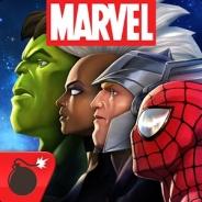 【米Google Playランキング(12/27)】Kabamの『Marvel Contest of Champions』がiOS版に続いてTOP20入り