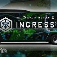 WILLER TRAVEL、世界初の『Ingrerss』バス「NL-PRIME」の大阪・京都での11月2日より開始 車内で『Ingress』の世界観をリアルに体験
