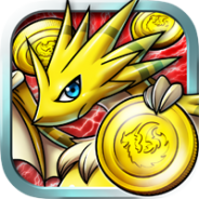 セガネットワークス、コインRPG『ドラゴンコインズ』で特別CP「虹色コイン1,500枚」の受け取り期間を1日延長