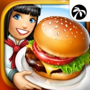 【米App Storeランキング(2/14)】Nordcurrentのレストラン経営ゲーム『Cooking Fever』が11月以来のTOP30入り