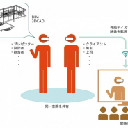 積木製作、VRプレゼンツール「VR CAD Viewer」を提供開始 施主への提案や空間確認などに活用