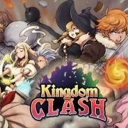 ポッピンゲームズジャパン、チームバトル×RTS『キングダムクラッシュ』のiOSアプリ版をリリース