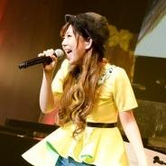 声優アーティストの牧野由依さん、デビュー10週年記念ワンマンライブを開催!
