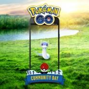 『Pokémon GO』で開催中の「コミュニティ・デイ」を3時間延長し18時まで開催 アクセス殺到でつながりづらい状況が発生