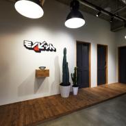 モノビット、神戸本社を増床 カフェライクなオフィス空間とシアタールームやバーカウンターなども設置…セミナールームの貸し出しも可能