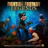 Nomad Games、『ファンティング・ファンタジー レジェンズ』を7月28日より配信決定! 伝説のゲームブックシリーズが題材
