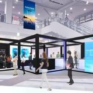 最新の機器を使ってVRなどが体験できる「Galaxy Studio Kobe」が11月25日から開催