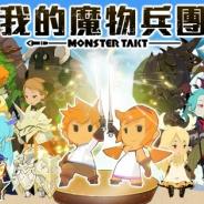 シリコンスタジオ、シミュレーションRPG 『モンスタータクト』を台湾・香港で配信開始