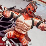 SNK、新作対戦格闘ゲーム『THE KING OF FIGHTERS XV』で「キング・オブ・ダイナソー」のキャラトレーラーを公開!