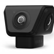 ドゥモア、ライブ配信VR対応360度4Kカメラ 『Orah 4i』を国内販売 リアルタイムでステッチ&ストリーミング配信が可能に