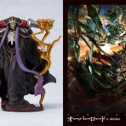 KADOKAWA、「オーバーロード」の主人公「アインズ」の約120ミリフィギュア付き特装版を3月12日に発売!