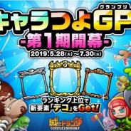 アソビズム、『城とドラゴン』新イベント「キャラつよグランプリ」第1期を開催! ランキング上位者には新要素「デコ」がプレゼント