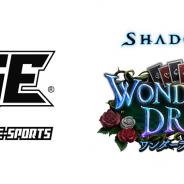 CyberZ、esports大会「RAGE Shadowverse Wonderland Dreams」予選大会概要を発表 誰でも参加可能な各種サイドイベントの開催も決定