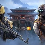 ゲームロフト、ミリタリーFPSゲーム『モダンコンバット5』のアップデートを実施 新クラスとして究極の力を持つコマンダーが登場!