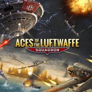 HandyGames、第二次世界大戦後が舞台のスマホ向けSTG『エース・オブ・ルフトバッフェ -スクアドロン-』をリリース!
