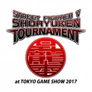 カプコン、「ストリートファイターV 昇龍拳(SHORYUKEN)トーナメント」をTGS2017にて開催決定!優勝賞金は100万円