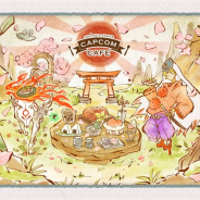 カプコン、2020年1月30日よりカプコンカフェ池袋店で『大神』コラボレーションの復刻展開を決定!