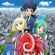 ブシロード、TVアニメ「カードファイト!! ヴァンガードG」を3月7日より香港・広州で放送開始