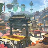 ハシラス、VRの中のテーマパーク「オルタランド」の世界を公開 コンセプトはイラストレーターnocras氏が担当