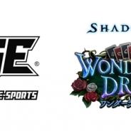 CyberZ、「RAGE Shadowverse Wonderland Dreams」を開催決定! 予選定員は大阪2000人、東京3000人に増員 賞金総額1000万超え