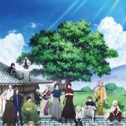 タカラトミー、「刀剣乱舞‐花丸‐」のキャラクターがデザインされたクリア素材のポスター「ステンドポスター」2種類の予約を開始