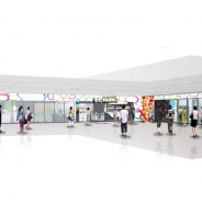 バンダイナムコアミューズメント、新感覚バラエティスポーツ施設『BANDAI NAMCO VS PARK』を上海で出店…海外展開は初