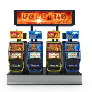 セガサミークリエイション、リンク・ジャックポット・シリーズ『Volcano Link』をマカオ特別行政区の大型カジノ施設に設置