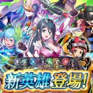 任天堂の『ファイアーエムブレム ヒーローズ』がApp Store売上ランキングで123位→26位に急上昇 新英雄召喚イベント「スタア誕生」の開催で
