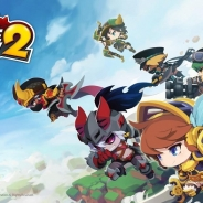 ネクソン、新作PCオンラインゲーム『メイプルストーリー2』を韓国でリリース