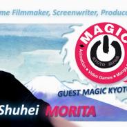 公開型国際会議「MAGIC KYOTO 2019」11月6日に開催! ゲーム・マンガ・アニメの最先端クリエイターが集う