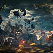 『D_CIDE TRAUMEREI THE ANIMATION』が今夏より放送開始! 監督は今義和、シリーズ構成は大野木寛、劇伴は田中公平、制作はサンジゲンが担当!