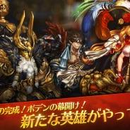 ゲームヴィルジャパン、『ドラゴンスラッシュ』で最高レアリティのキャラクターチケットが手に入る「スペシャルログインキャンペーン」を実施