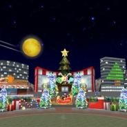 フォワードワークスとドリコム、『みんゴル』で「みんゴルシティ」をクリスマス仕様にアップデート 「週末プレミアムタイムキャンペーン」も開催