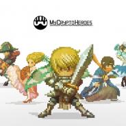 double jump.tokyo、ブロックチェーンゲーム『My Crypto Heroes』のゲーム概要とアセットのプレセール&バトルβ実施を発表!