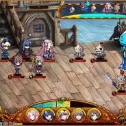 DMMとFUNYOURS JAPAN、新作PCブラウザゲーム『レジェンド オブ アルスマーナ』の事前登録を開始…マップ踏破型のセミリアルタイムターンバトルRPG