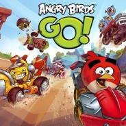 【米AppStore無料ランキング(12/14)】Rovioの新作『Angry Birds Go!』が首位獲得! 早くも世界第ヒットタイトルに!
