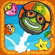 キング、新作ピンボールゲーム『パパピンボール』をリリース…『Papa Pear Saga』の日本語版