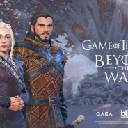 Behaviour InteractiveとGAEA、HBO、『ゲーム・オブ・スローンズ Beyond the Wall』iOS版をリリース!