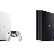PS4 Proが39,980円(税抜)に値下げ ホワイトカラーが通常商品として登場…「キングダムハーツエディションも」価格改定でお得に!!