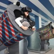 サンシャイン60展望台のVR体験も利用年齢を引き下げ 7才以上から利用可能に