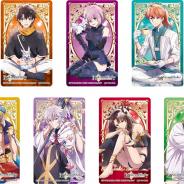 アニメイト、TVアニメ「Fate/Grand Order -絶対魔獣戦線バビロニア-」フェアを19日より全国アニメイトにて開催! 描き下ろしイラストを使用したクリアカードもらえる