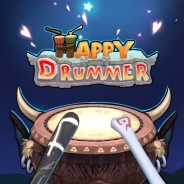 【PSVR】VR空間でビートを刻め ドラム音ゲー『Happy Drummer』がリリース