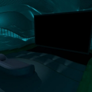 【PSVR】VR映像シアター『シアタールームVR』β版がリリース 今なら無料でアニメ『PERSONA5』第一話が鑑賞できる