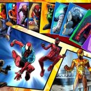 ゲームロフト、ランニングアクション『スパイダーマン・アンリミテッド』事前登録の受付開始。最新アートワークも公開