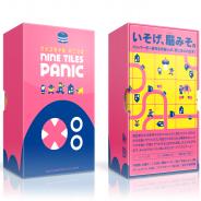 オインクゲームズ、30作目のボードゲーム『ナインタイルパニック』を「ゲームマーケット2019春」で先行発売!
