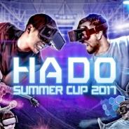 ニュートン、ARスポーツ『HADO』をスリーモンキーズカフェ秋葉原店に8月1日導入…初日はなんと全プレイ無料ですよ!